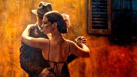 El tango es cosa de dos