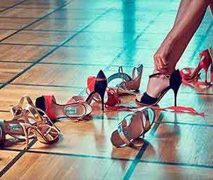Elegir zapatos de Tango Argentino